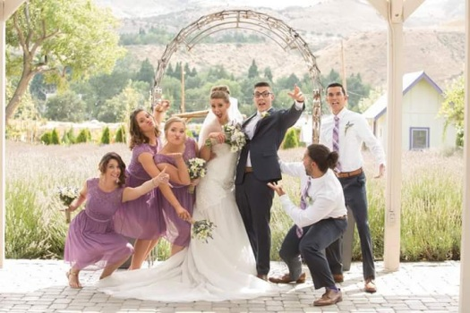 Reno Tahoe Weddings by Rebecca Schembri, Breeze Salon Reno