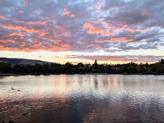 Sunsets in The Reno/Sparks area. rebecca from reno