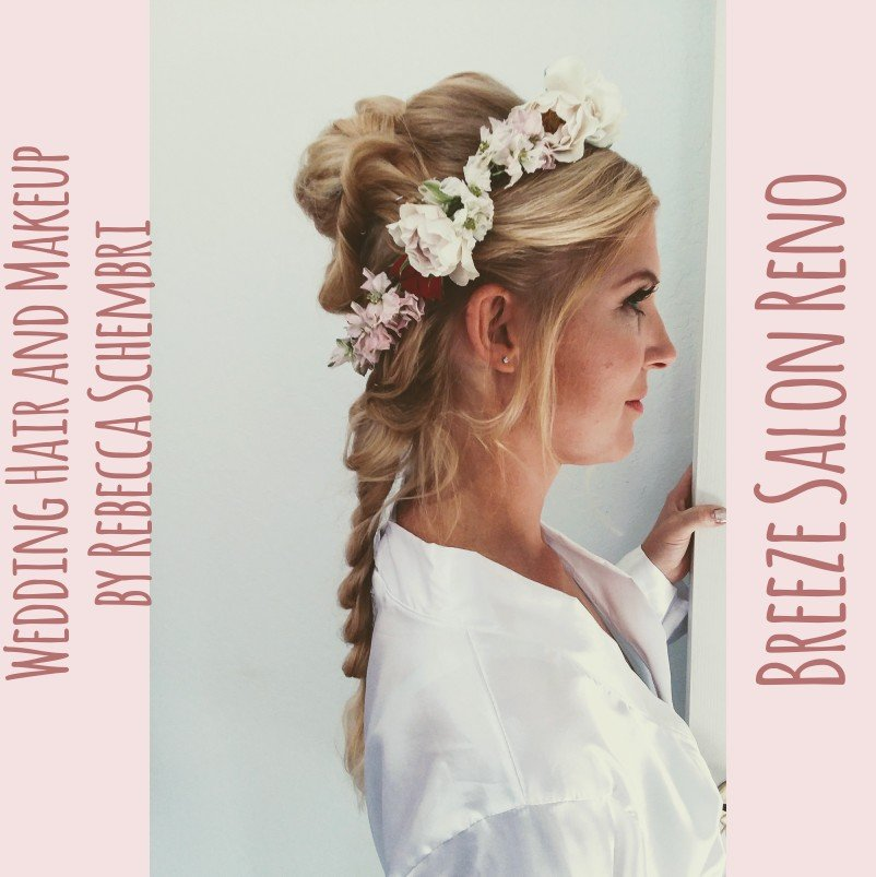 Reno Tahoe Destination Weddings Breeze Salon Reno