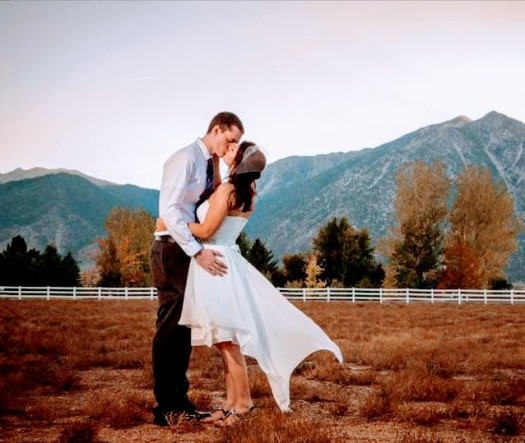 Gardnerville, Nevada - Reno tahoe destinatioon Weddings by Breeze Salon Reno