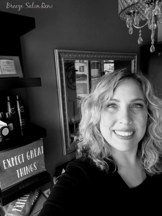 Breeze Salon Reno Rebecca Schembri